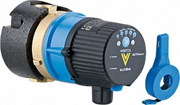 VORTEX 433-121-040 Brauchwasserpumpe BWO 155 R SL AUTOlearn Technologie