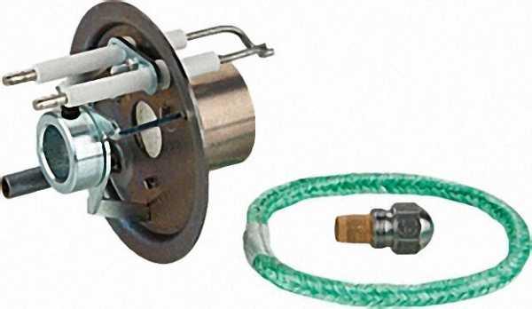 BUDERUS/SIEGER Austausch-Mischsystem komplett passend für BRE1.3-35/GRE/SRE Ausführung Keramik