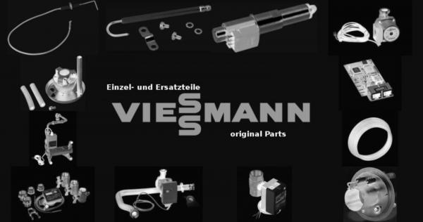 VIESSMANN 5052611 Scharnierstab Gr.1 D=8 für Vitola mit runder Tür