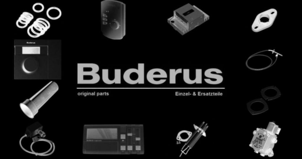 Buderus 87182214720 Manometer 10 bar, 3/8