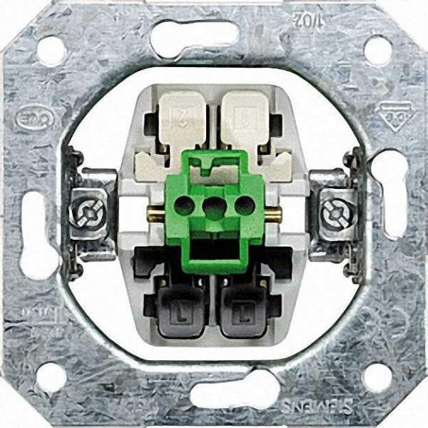 Kreuzschalter 10 AX, 250 V 1 Stück