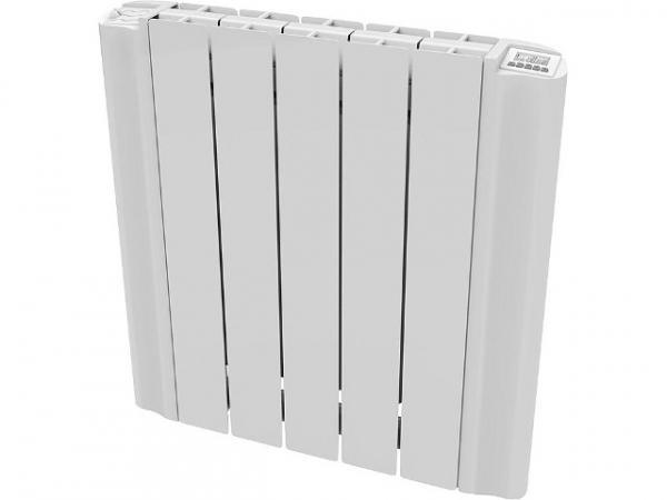 Aluminium-Heizkörper Elektrisch eSimun GD 5810 1000 Watt RAL 9010
