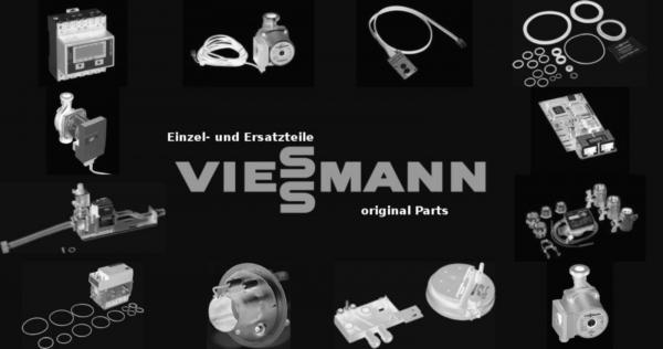 VIESSMANN 9532181 Vorderwand Abweisblech