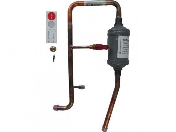 WOLF 207136099 VerrohrungSammler - Filtertrockner D12(ersetzt Art.-Nr. 2071360)
