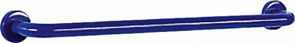 Handtuchstange aus Nylon Farbe: Schwarz 16 Achsmaß:600mm / mit Rosetten