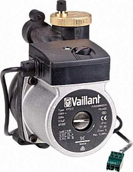 VAILLANT Pumpe/Heizung Vaillant 16-0954