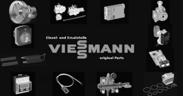VIESSMANN 7232157 Mittelblech RV-24