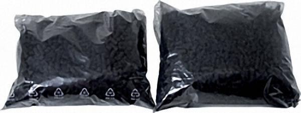 Aktivkohle Nachfüllpackung 500g, für Ölbrennwert