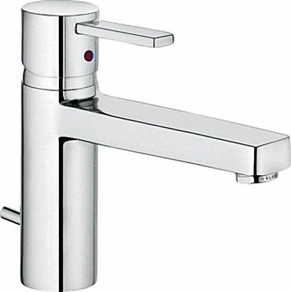 KLUDI Zenta XL Waschtisch-Einhandmischer DN10 geschlossener Hebel
