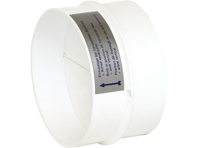 60603 Rückschlagklappe RSK 100 DN 100 aus Kunststoff