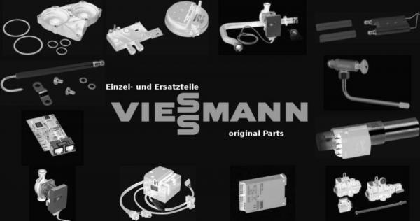 VIESSMANN 7826283 Rohr-Clips d=22 h=42 M6 (2 Stück)