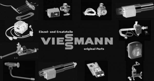 VIESSMANN 5015990 Dichtplatte 5-6mm d=310 für Brennerplatte