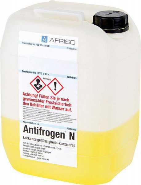 Leckflüssigkeitskonzentrat 10 l Kanister mit 4 l Antifrogen