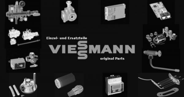 VIESSMANN 7830100 Isolierung T-Stück-Drossel