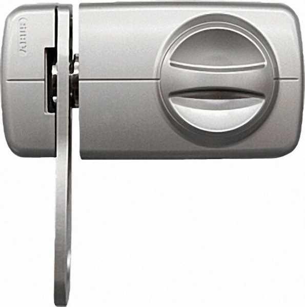 ABUS -Tür-Zusatzschloss 7030 ER-Look EK Edelstahloptik