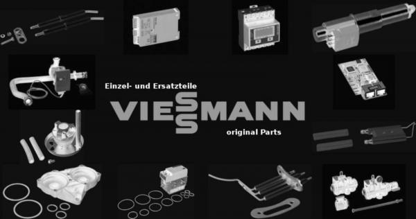 VIESSMANN 7817715 Fuss-Schiene Speichergehäuse VE1, VE2