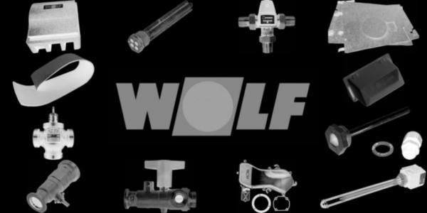 WOLF 1615323 Isolierung Gussblockdeckel