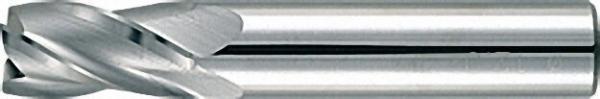 VHM-Schaftfräser kurz Vierschneider blank D= 12,0mm 1 Stück (VPE)