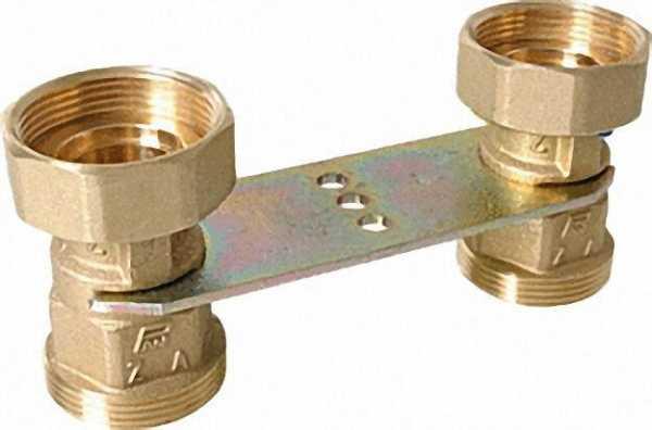 PAW Halteplatte Modulkreis DN25
