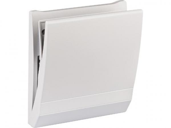 Lunos 040087 Innenblende Komfort, Kunststoff weiß, für e²