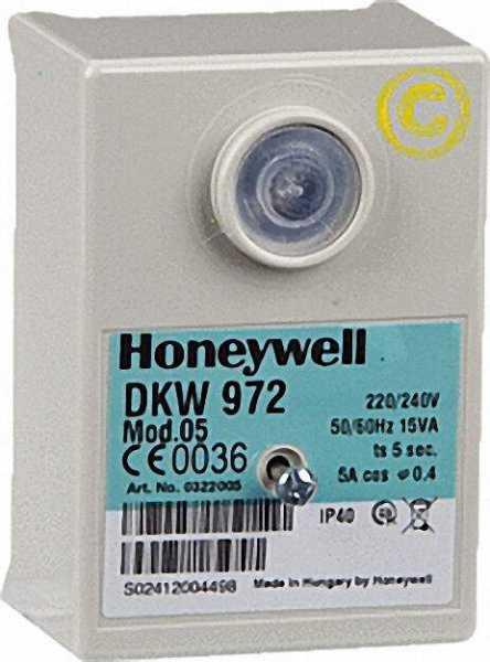HONEYWELL Relais Satronic DKW 972