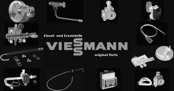 VIESSMANN 7823845 Kesselanschluss-Stück 60/100 WB1A