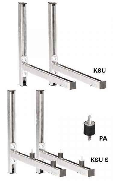 FISCHER Befestigung-Set für Klimaanlagen KSU