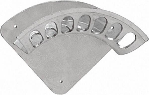 Metall-Wandschlauchhalter 266mm