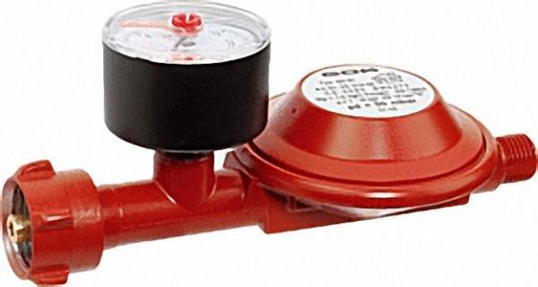 Niederdruckregler für Flüssiggasflaschen KLF R1/4'' 1, 5kg/h 50mbar für Flaschen bis 11kg/h
