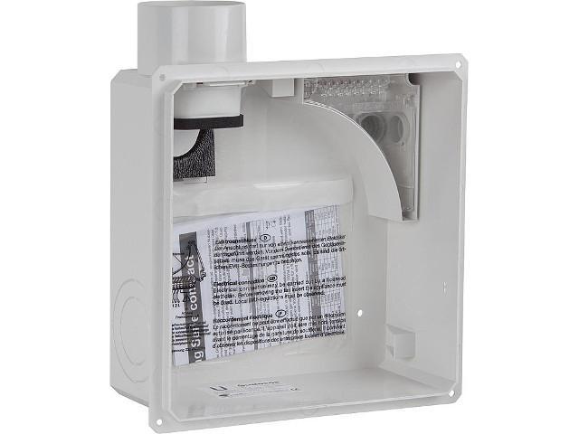 80200 Unterputzkasten Limodor compact/II-AS Zweitraumanschluss