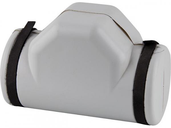 ISONORM-Schrägsitzventil-Isolierung, PU-Schaum 100%, Bereich 1'' 35 mm, Dämmdicke 30 mm