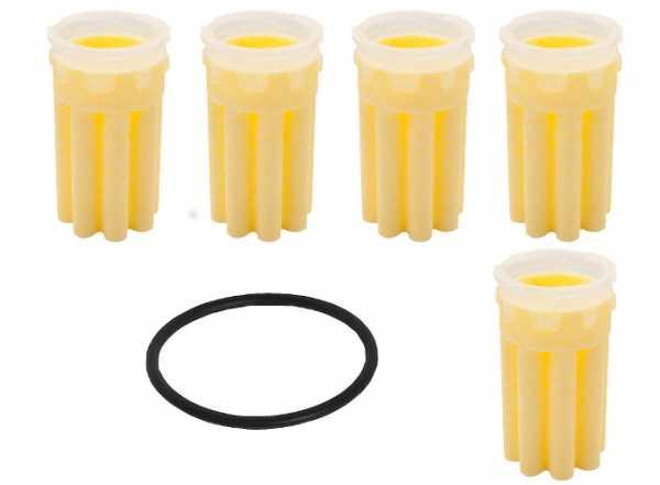 Filtertasse Filterglas Oventrop Heizölfilter Dichtung Ölfilter Heizung Brenner