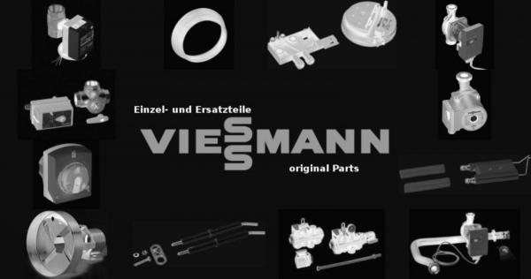 VIESSMANN 9503488 Verschlusskappe Fühlerrohr für