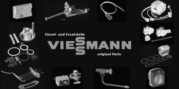 VIESSMANN ZK00337 Abgassystem für Brennwertkessel Paket Schachtdurchführung (rla) 60mm