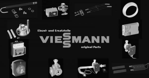 VIESSMANN 5100200 Kettenrad Rohteil GG 20