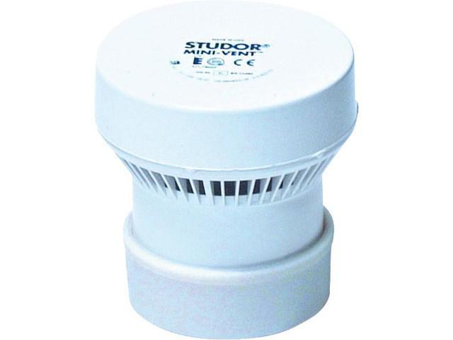 Mini-Vent Rohrbelüfter für Abwasseranlagen passend für: DN32, D