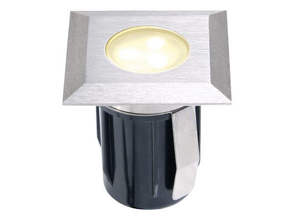 GARDEN LIGHTS ATRIA WHITE EINBAULEUCHTE 12 V 10 lm 0.5 W 3000 K
