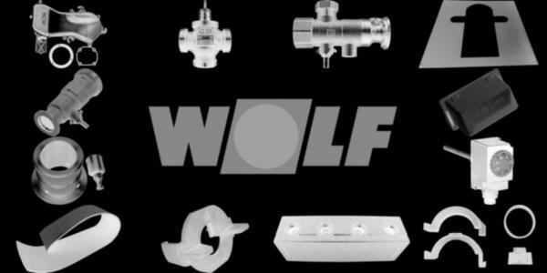 WOLF 8900582 Verkleidung Rückwand links, Achat