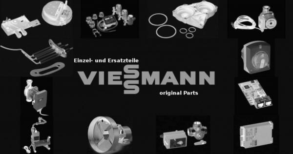 VIESSMANN 5323769 Laufrolle Brennerwagen