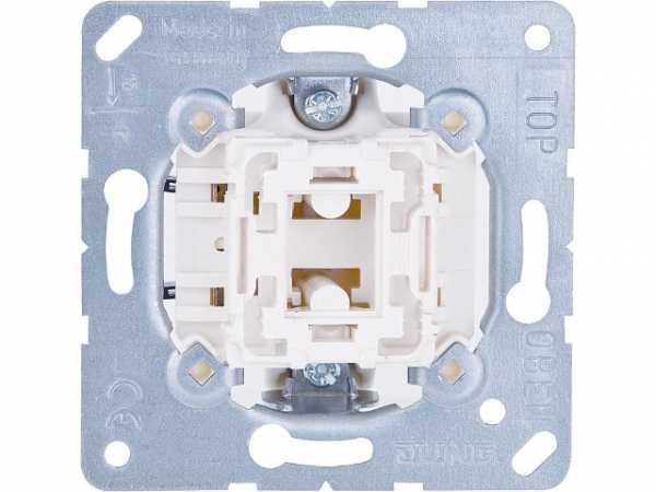 5 Stück Miniatur-Kippschalter und Abdeckung 1pol EIN//AUS