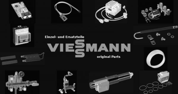VIESSMANN 7820526 Glasscheibe d=45 / 4 mm