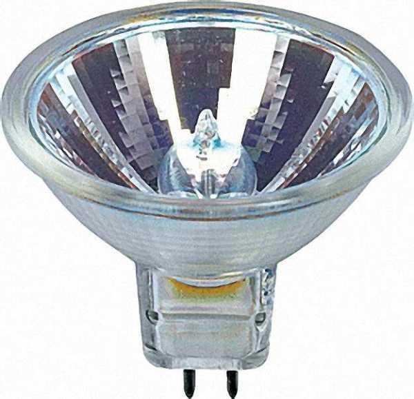 OSRAM Halogenlampe Decostar ES GU5, 3 - 35W 48865 ES WFL
