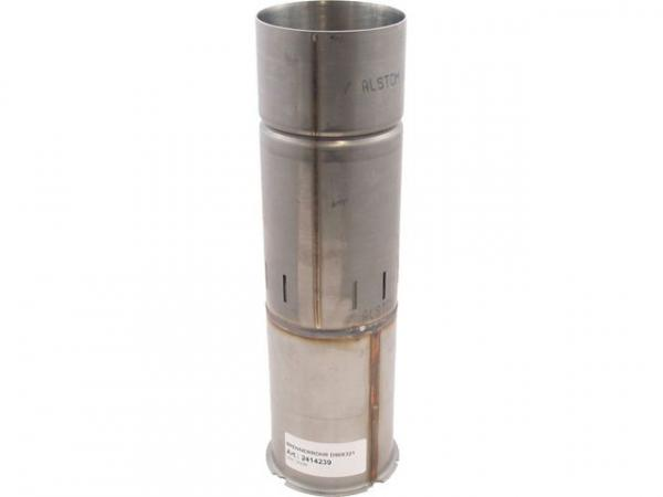 WOLF 2414239 Flammrohr für Stahlkessel 32kWund Gusskessel 29kW