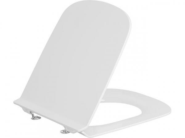WC-Sitz Duravit Durastyle Standard, weiß, Edelstahlscharnier