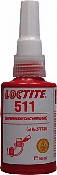 LOCTITE 511, 50ml Tube DVGW-Freigabe