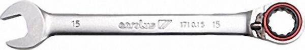 CAROLUS Maul-Ringratschenschlüssel Umschaltbar SW=27, L=330mm