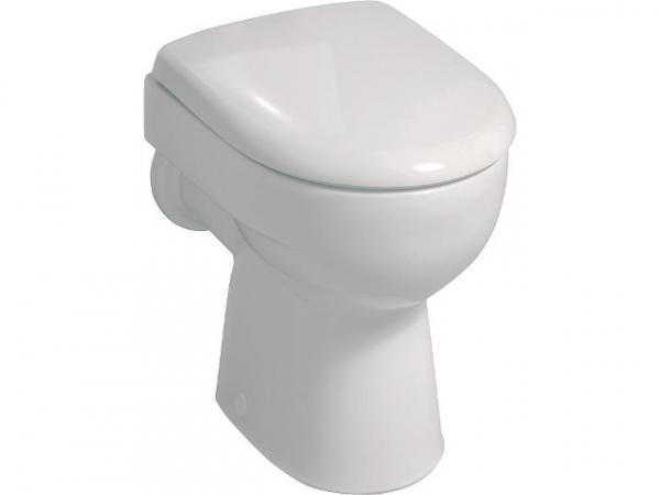 Stand-Tiefspül-WC Renova Nr.1 Keramag, 4,5/6l,Abgang waagrecht, weiß