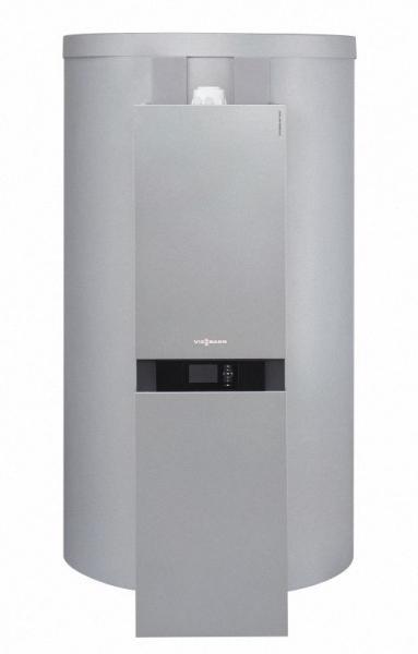 VIESSMANN Vitosolar 300-F Öl-Brennwertheizgerät, 19,3 - 23,5 kW & Vitotronic 200