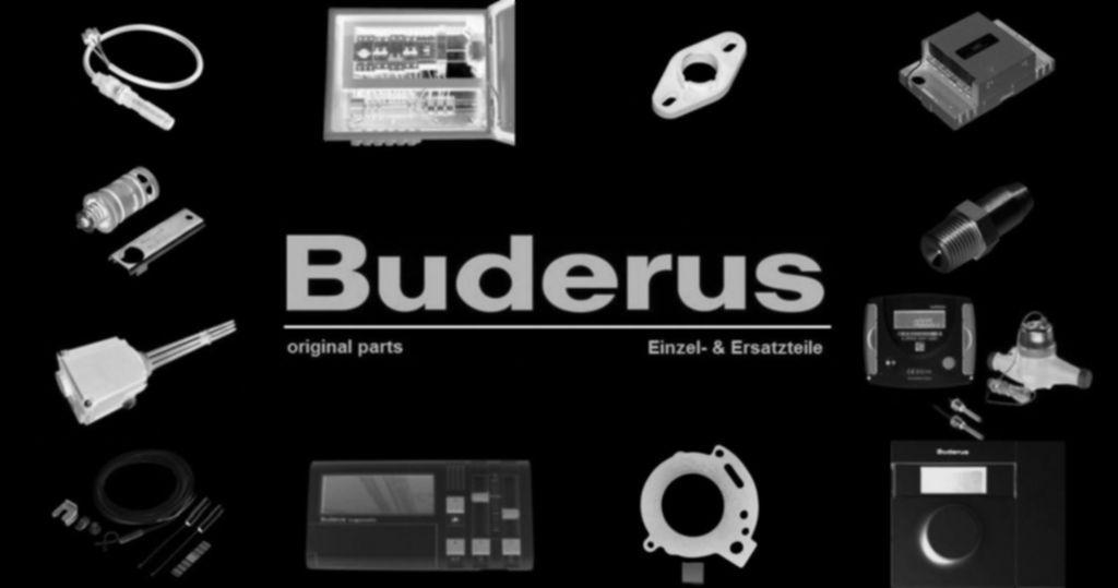 Buderus 8735100070 Wärmesch Pufferspeicher 500/5-80V W ever