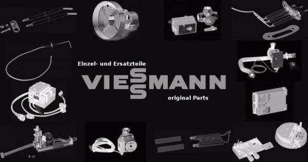 VIESSMANN 7071768 Reinigungsbürste D=51-M10 m.Griff +Verl. für Paromat-R
